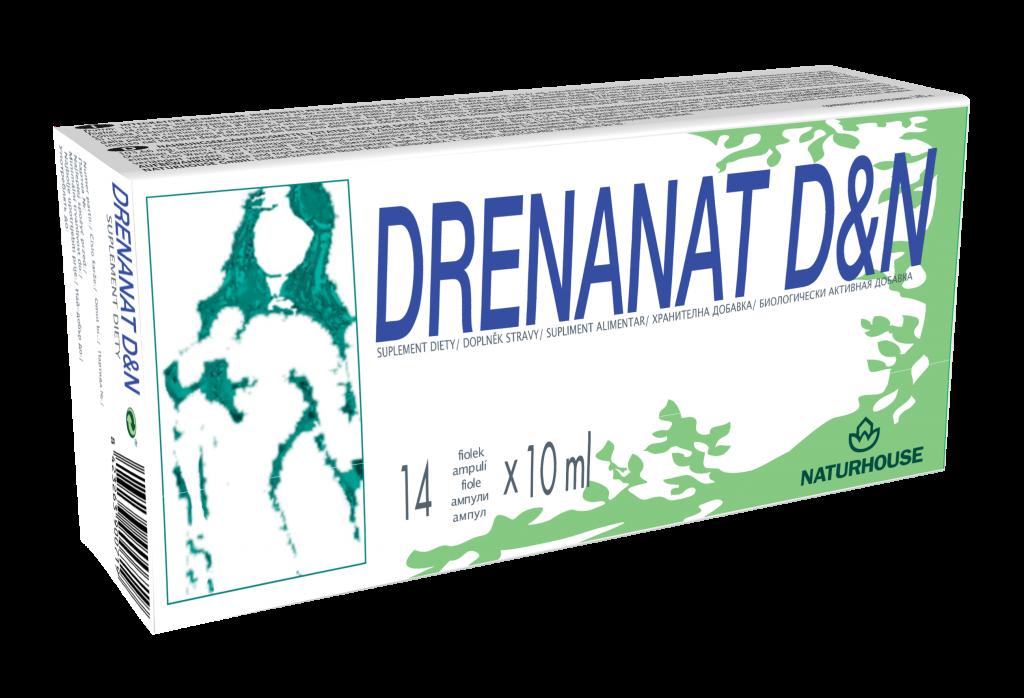 Drenanat D&N (redunat plus viales) - Natur House