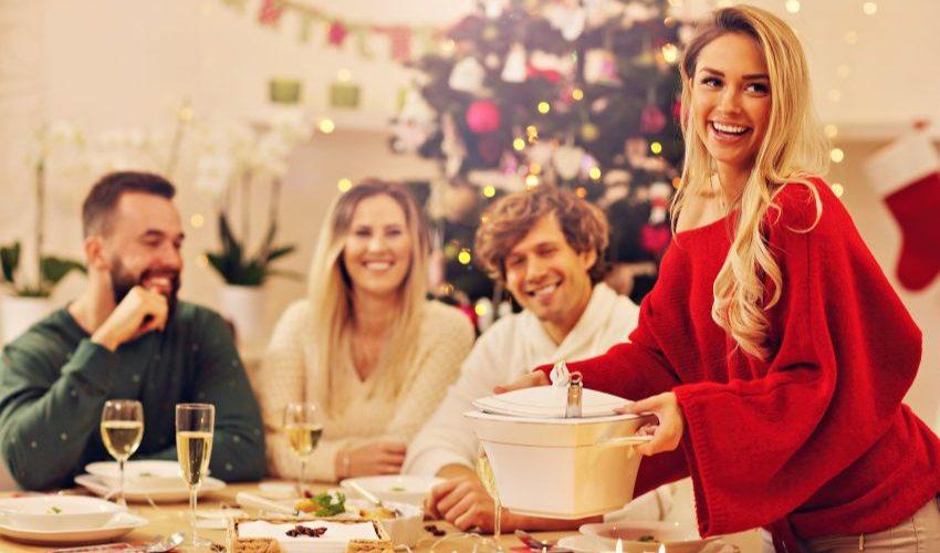 alimentația sănătoasă în timpul sărbătorilor