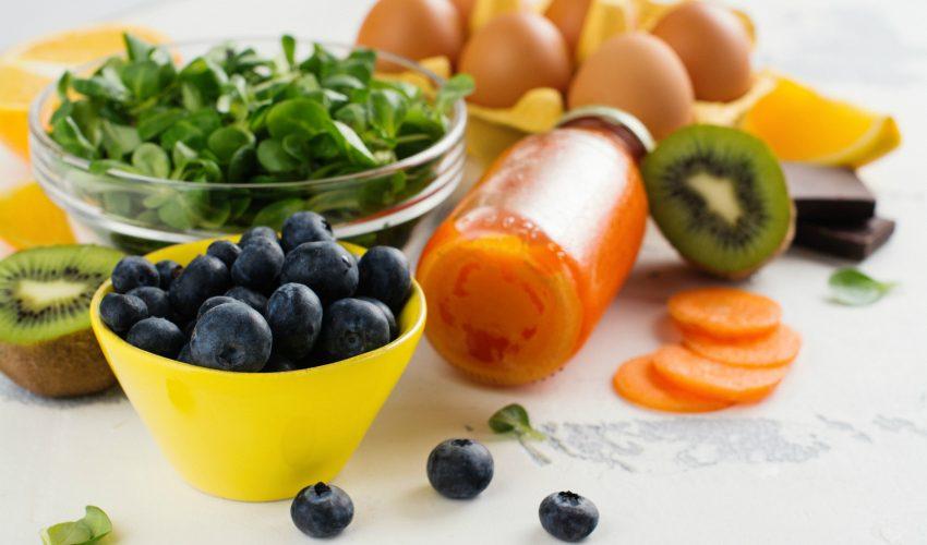 Cele mai bune alimente bogate în vitamine pentru sănătatea ochilor - Natur House