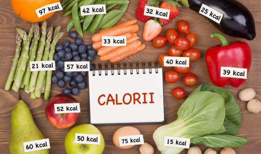 cum planifici dieta in functie de aportul caloric
